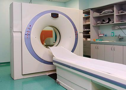 Kaydon bearings were in the earliest CT scanners