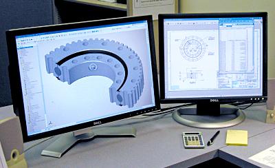 Kaydon Bearings engineering