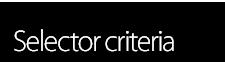 Kaydon Bearings selector search criteria