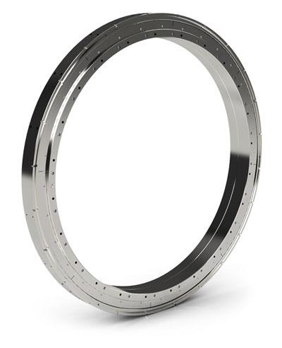 Kaydon custom bearings - Baggage scanner