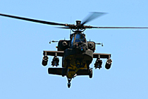 Kaydon Bearings - markets - aerospace & defense - apache helicopter