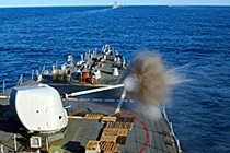 Kaydon Bearings - markets - aerospace & defense - gun mount
