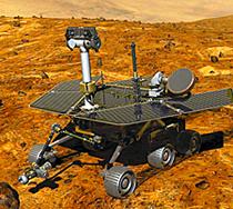 Kaydon Bearings - markets - aerospace & defense - Mars Rover