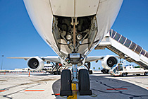Kaydon Bearings - markets - commercial aerospace - commercial airplane landing gear