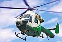 Kaydon Bearings - markets - commercial aerospace - heliocopter