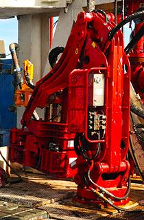 Kaydon Bearings - markets - oil & gas - iron roughnecks
