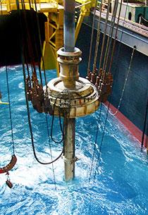 Kaydon Bearings - markets - oil & gas - riser connections