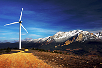 Kaydon Bearings - markets - renewable energy - wind turbine