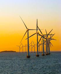 Kaydon Bearings - markets - renewable energy - wind turbines