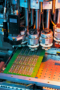 Kaydon Bearings - markets - semiconductor manufacturing