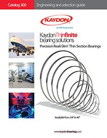 2014 Kaydon catalog 300 - thin section bearings