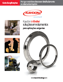 Kaydon Applications Guide - Portuguese