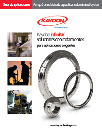 Kaydon Applications Guide - Spanish