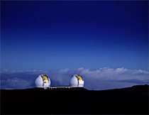 Kaydon Bearings - Keck Observatory, Mauna Kea summit, Hawaii
