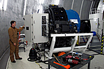 Kaydon Bearings - MOSFIRE instrument, Keck Observatory, Hawaii