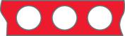 circular pockets, bearing separators