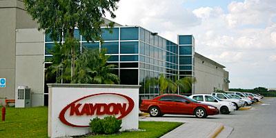 Kaydon Bearings, Monterrey, Mexico