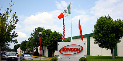 Kaydon Bearings, Monterrey, Mexico