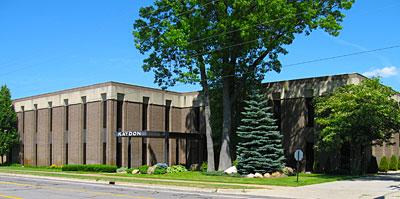Kaydon Bearings, Muskegon, Michigan