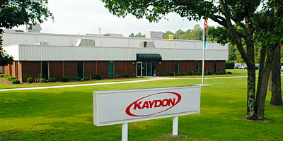 Kaydon Bearings, Sumter, South Carolina