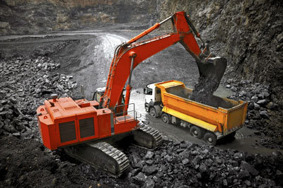 Kaydon bearing remanufacturing program: mining shovel, bearing repair