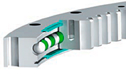 Kaydon Bearings - HS turntable 3D